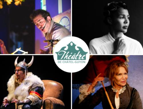 Théâtre de Châtel-Guyon : les spectacles se joueront à 18h30