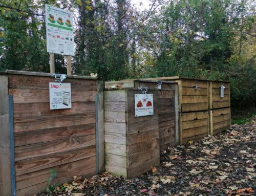 Un second composteur collectif bientôt installé