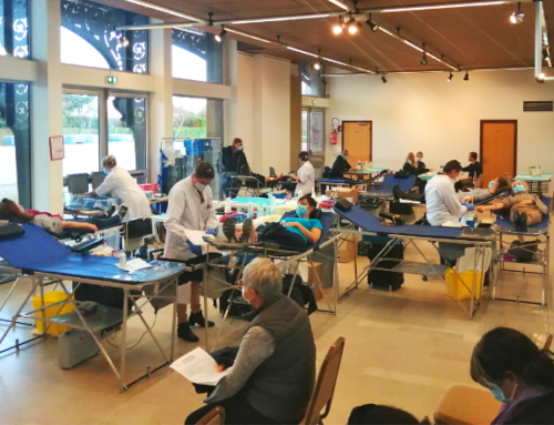 Don du sang : la collecte a fait le plein à Châtel-Guyon !