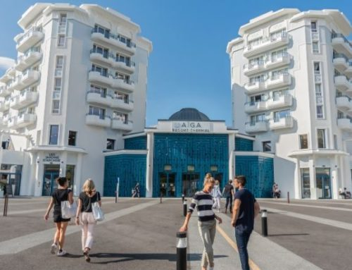 Aïga Resort Thermal rouvrira ses portes le 2 avril 2021