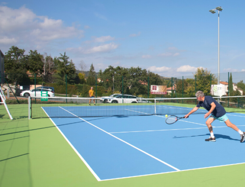 Pôle Raquettes : initiation gratuite au « cardio-tennis » dimanche 18 avril