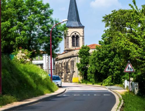 Travaux de voirie route de Volvic : mise en place d'une circulation alternée