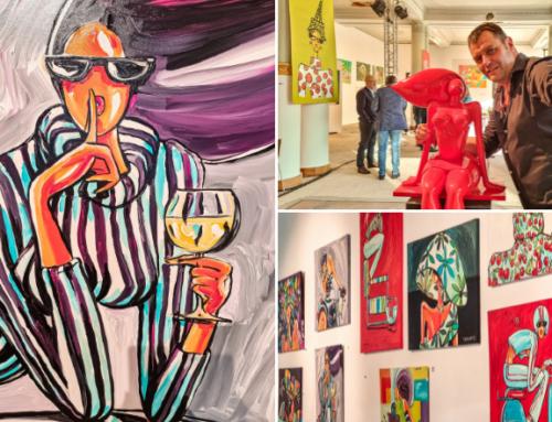 Découvrir l'exposition de François Groslière en visite virtuelle