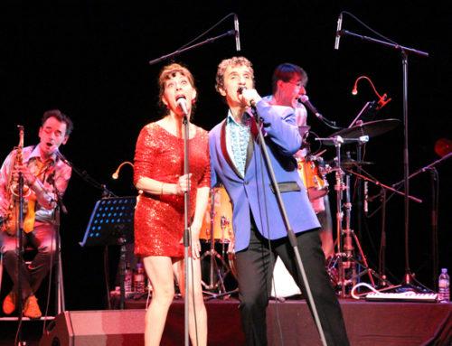Samedi 28 août : un bal-spectacle de Shirley et Dino pour inaugurer la Place Brosson