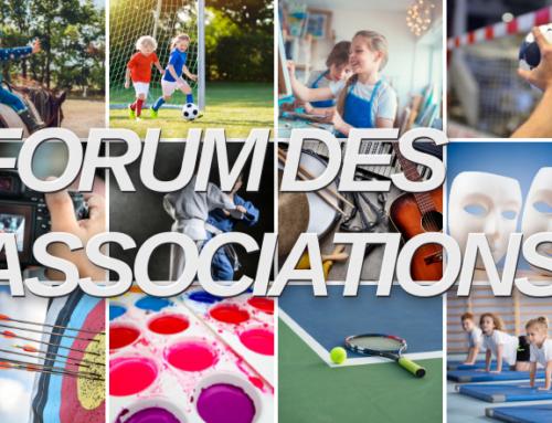 Le Forum des associations du 5 septembre se prépare