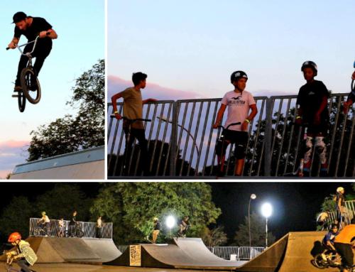 La soirée 100% jeunes fait son retour au Skate Park de Châtel-Guyon !