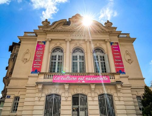 Vendredi 3 septembre à 16h : une visite guidée pour découvrir le Théâtre