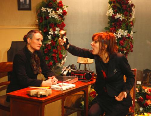 « Pompes funèbres Bémot », une comédie de Sylvia Bruyant au Théâtre le 22 septembre