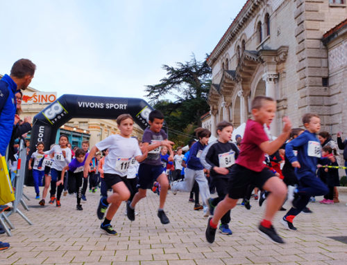 Le célèbre trail enfants «Roc du Diablotin» est de retour samedi 6 novembre